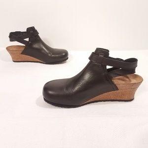 Birkenstock Shoes - BIRKENSTOCK PAPILLIO ESRA WEDGE, SIZE 8N